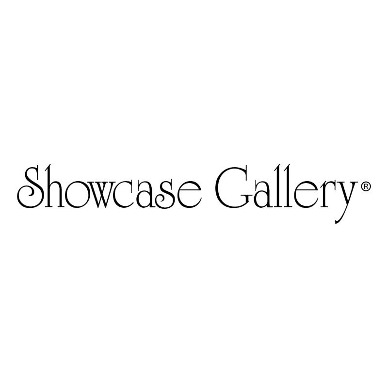 Showcase Gallery vector