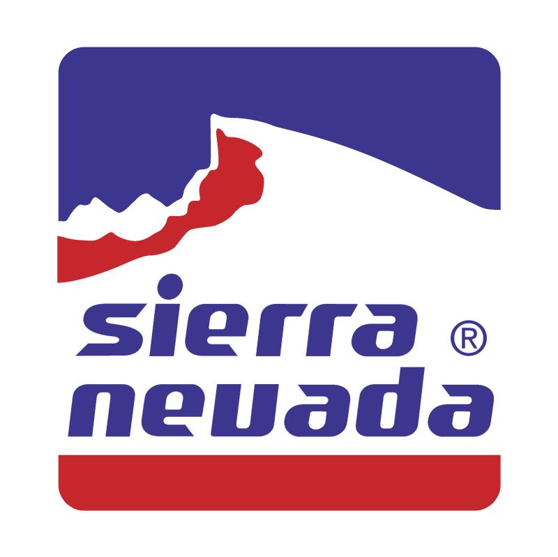 Sierra Nevada vector