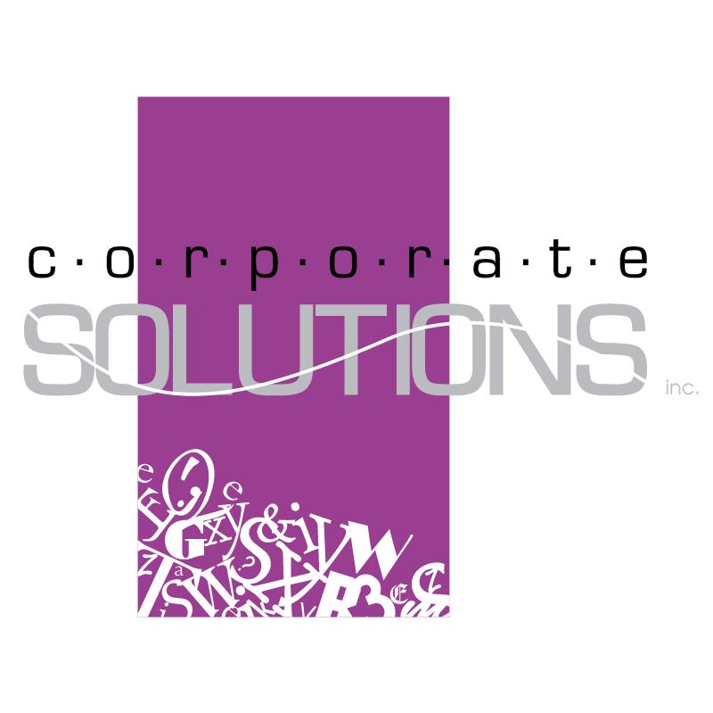 Solutions Inc vector