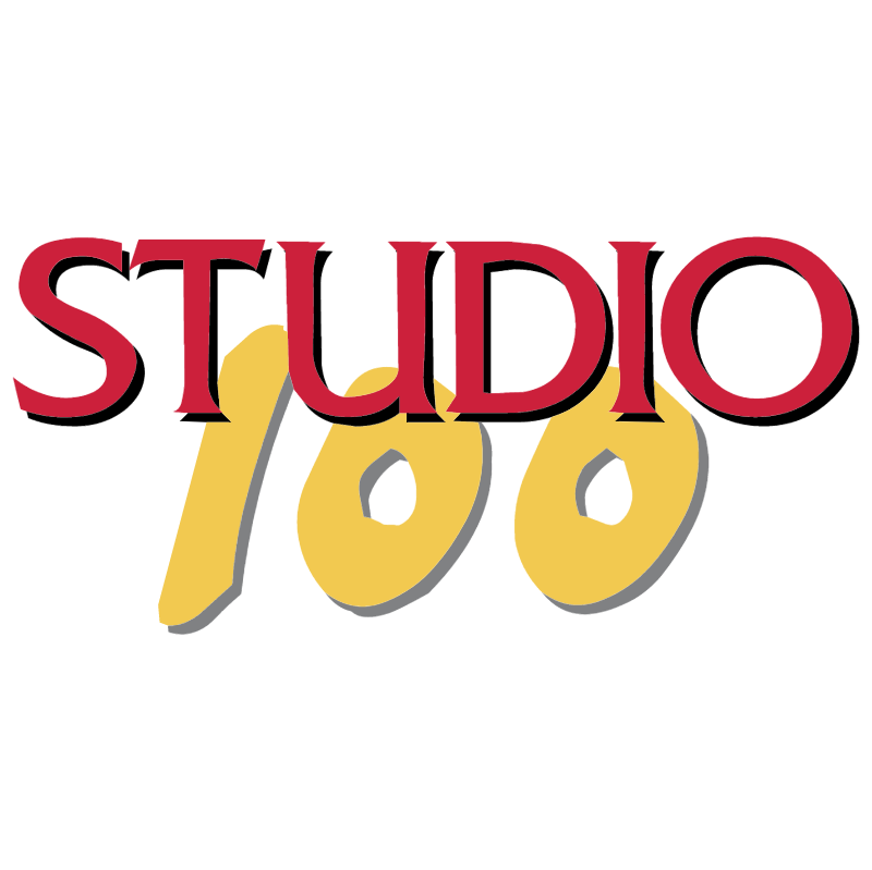 Studio 100 vector logo