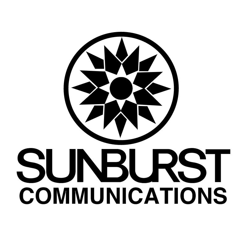Sunburst Communications vector