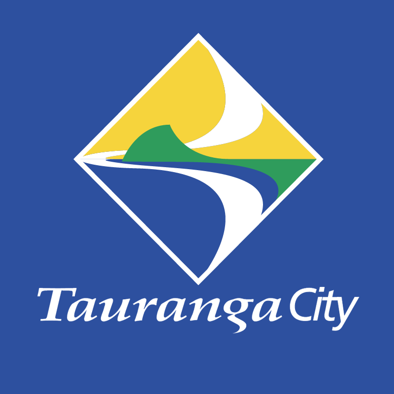 Tauranga City vector logo