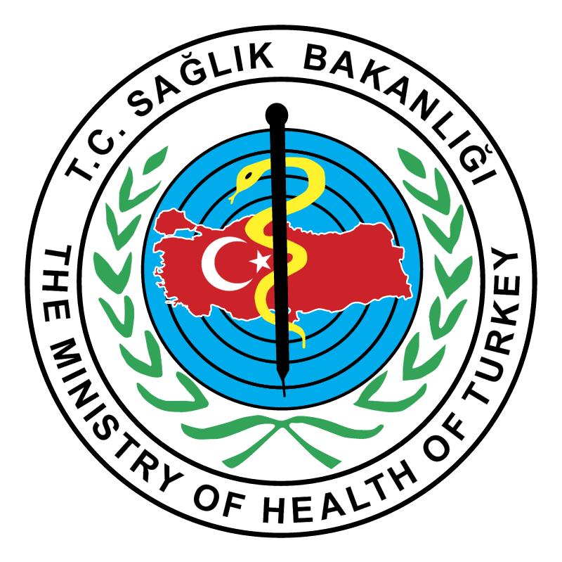 TC Saglik Bakanligi vector
