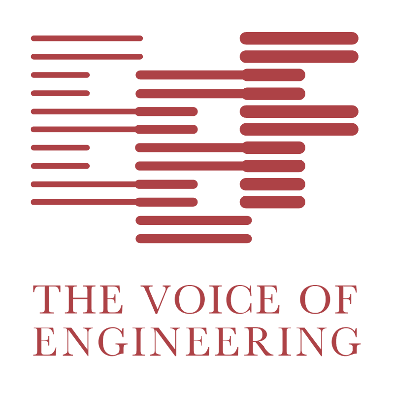 The Voice of Engineering vector