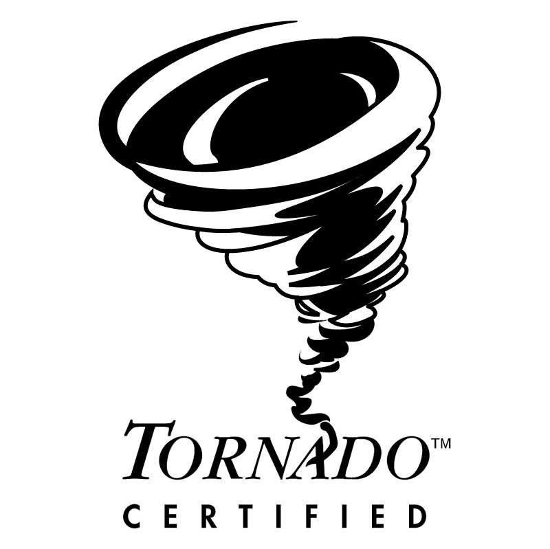 Tornado Certified vector