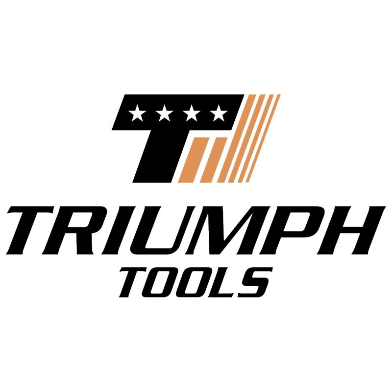 Triumph Tools vector
