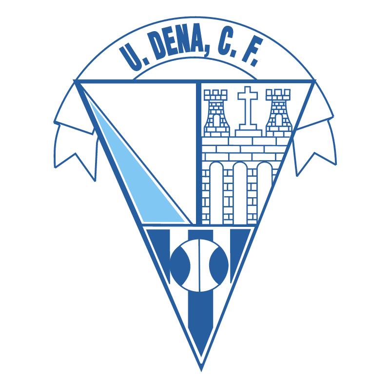 U Dena CF vector logo