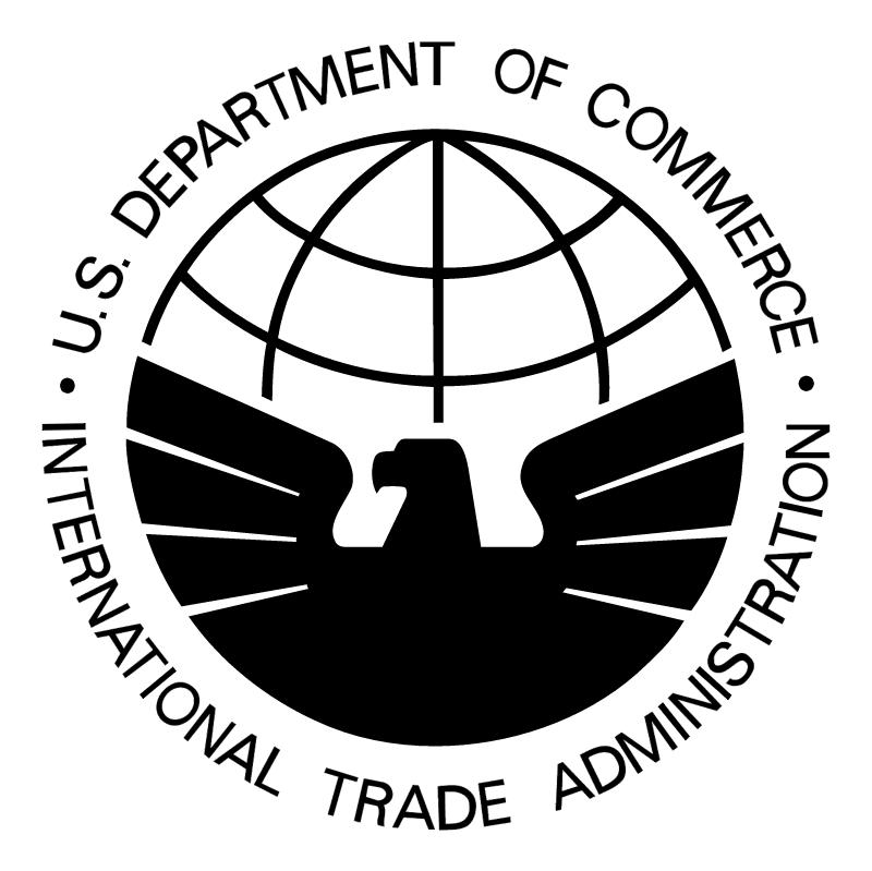 U S Department of Commerce vector logo