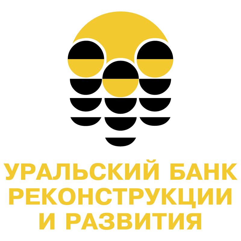 Uralsky Bank Rekonstrukcii vector