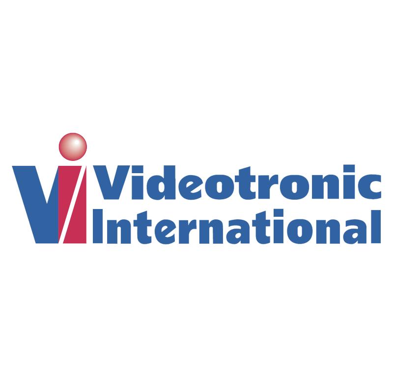 Videotronic International vector