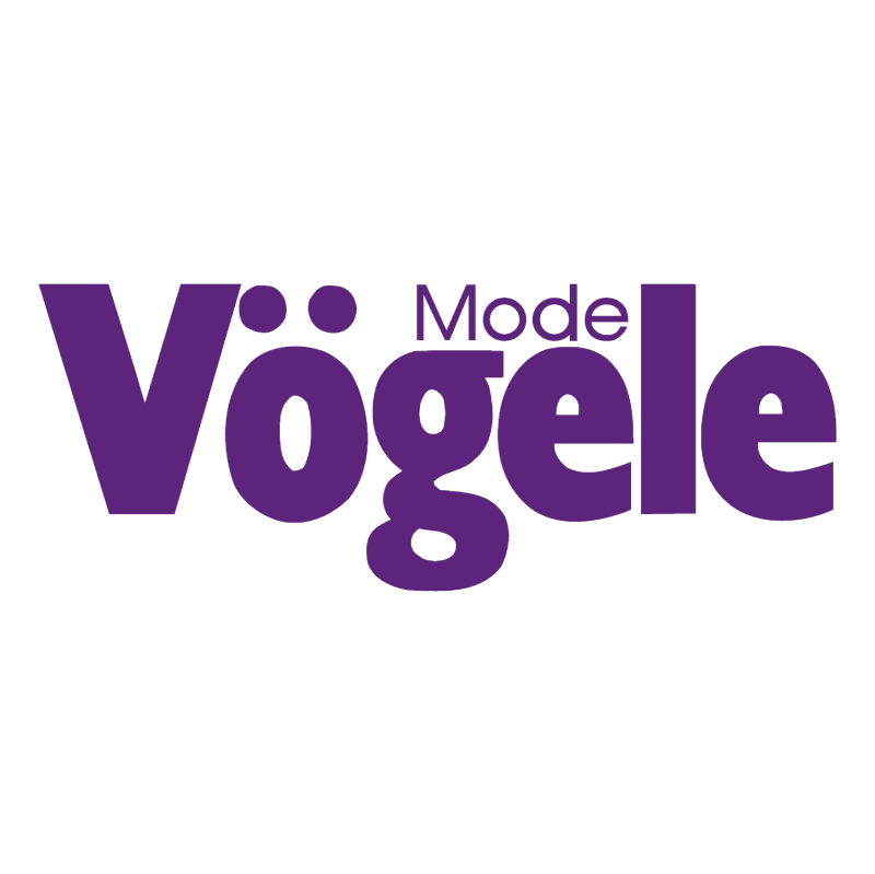 Voegele Mode vector logo