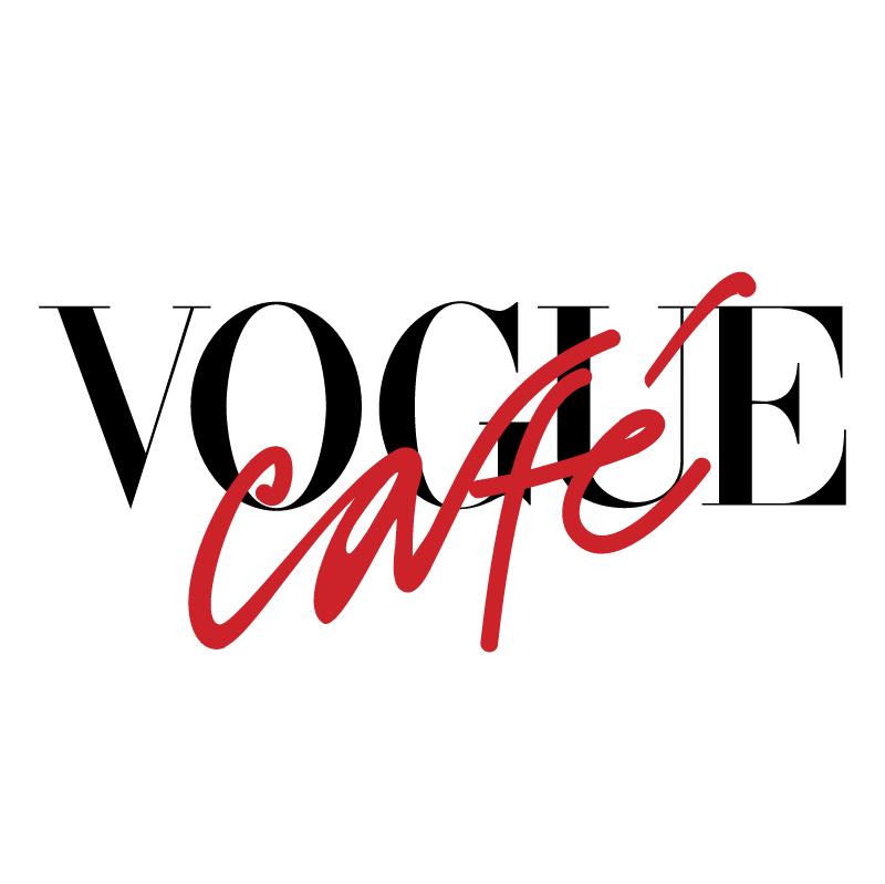 Vogue Cafe vector