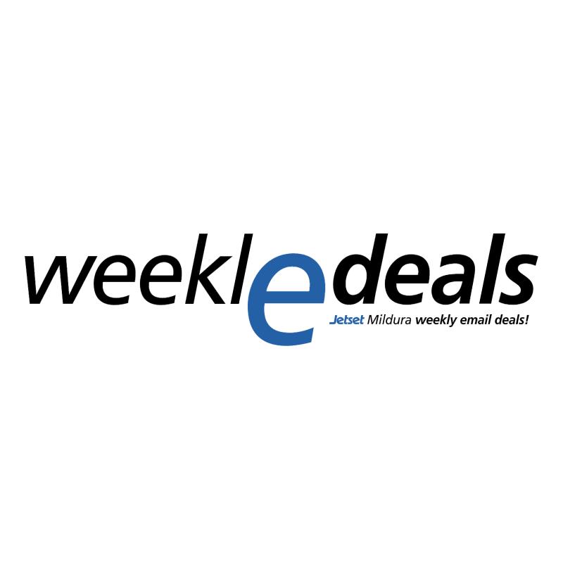 Weekledeals vector