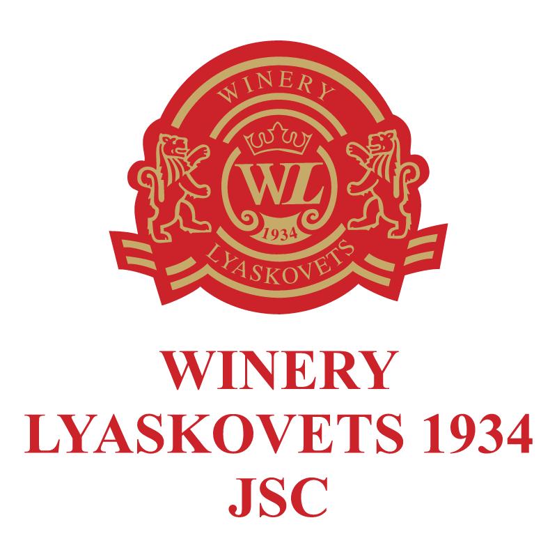 Winery Lyaskovets vector