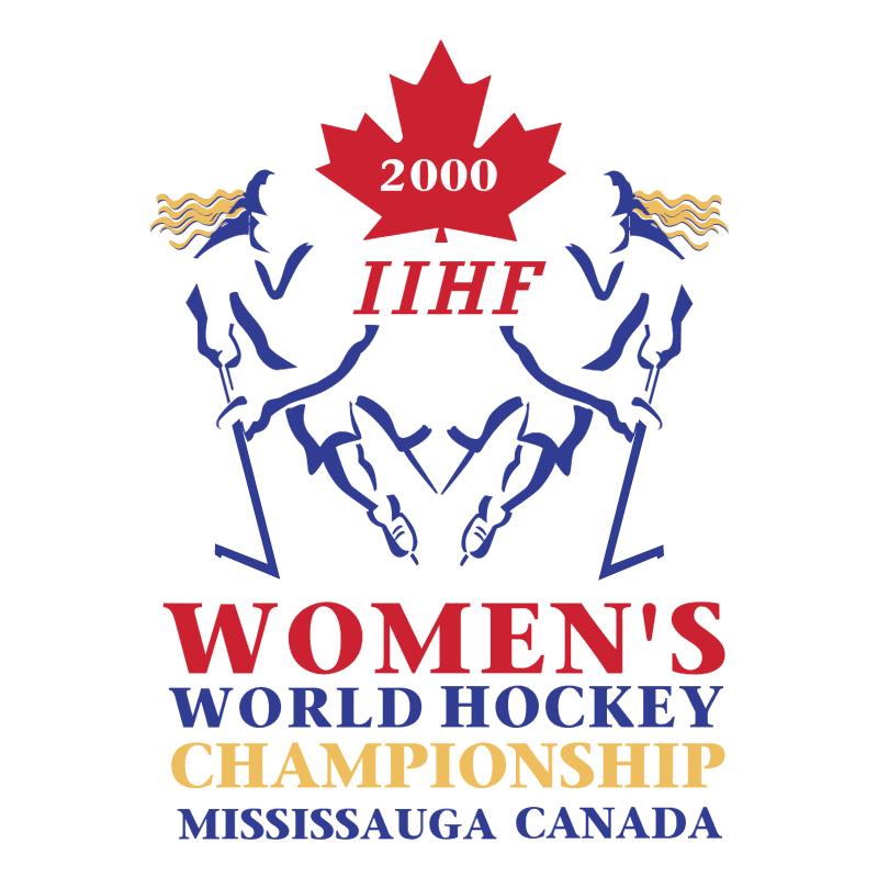 Women's World Hockey Championship 2000 vector