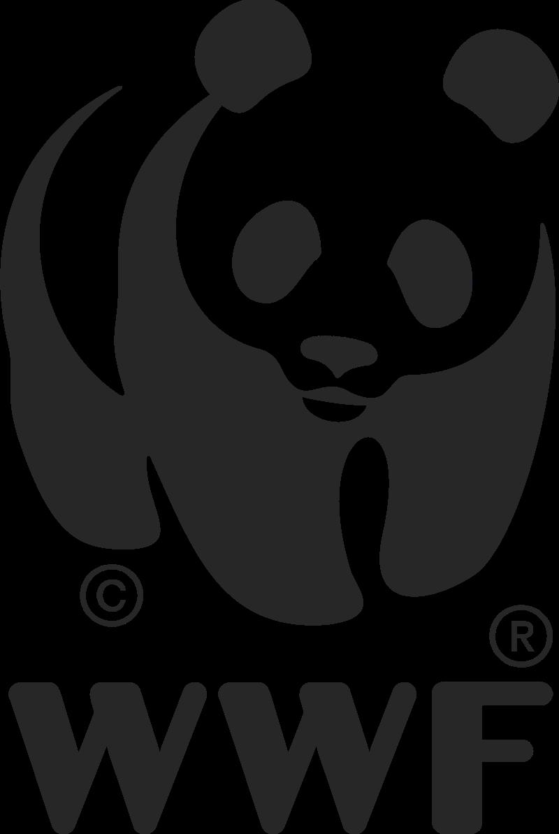 WWF vector logo