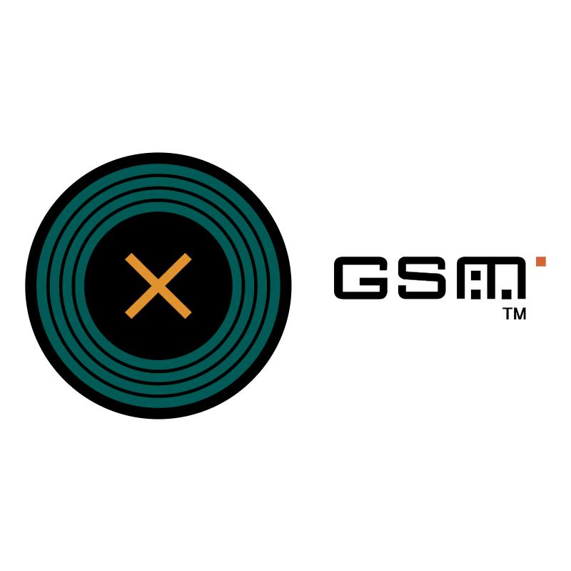X GSM vector