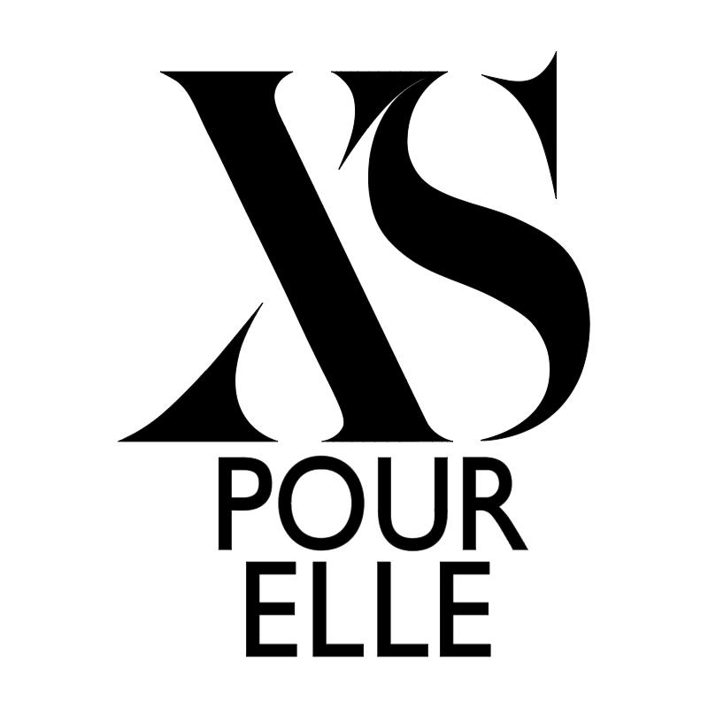 XS Pour Elle vector