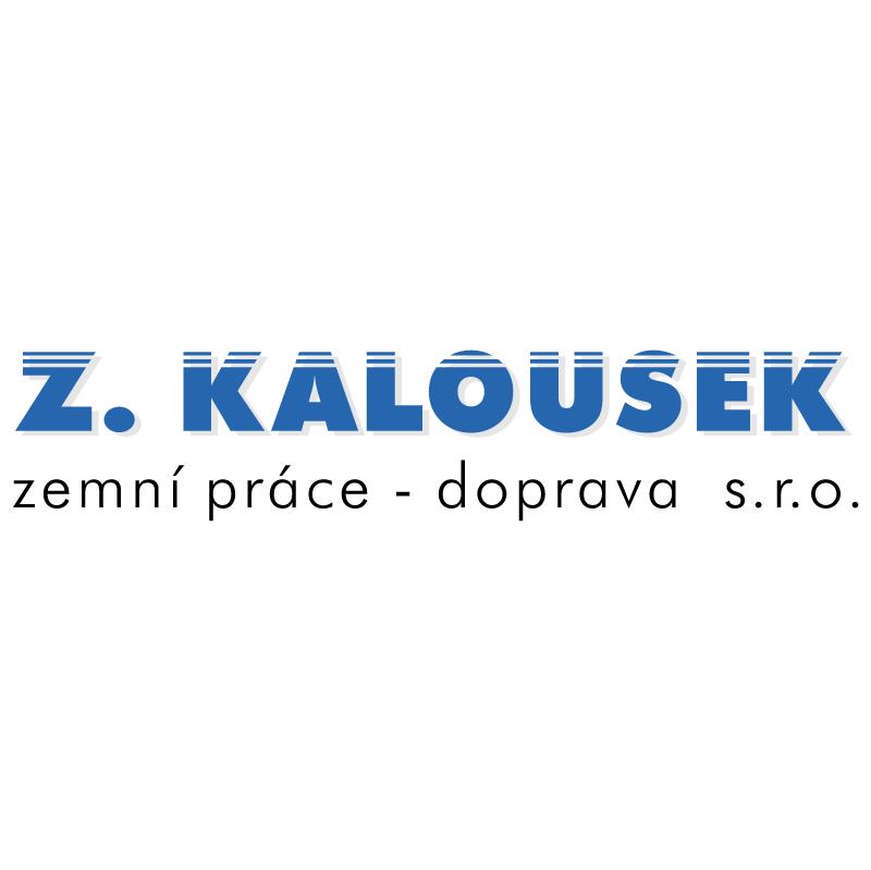 Z Kalousek vector