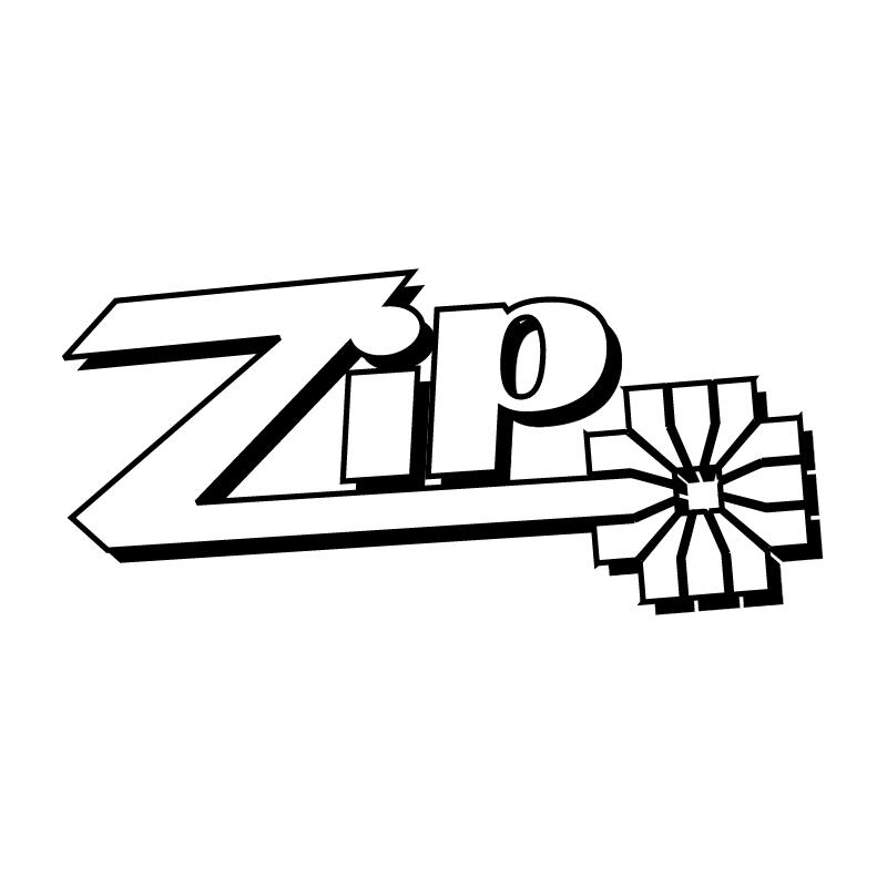 Zip vector logo