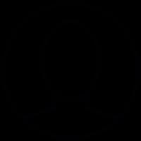 Blank avatar vector