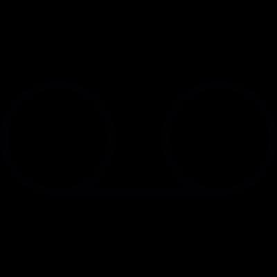 UI symbol of IOS 7 interface vector logo