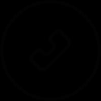 Call button vector