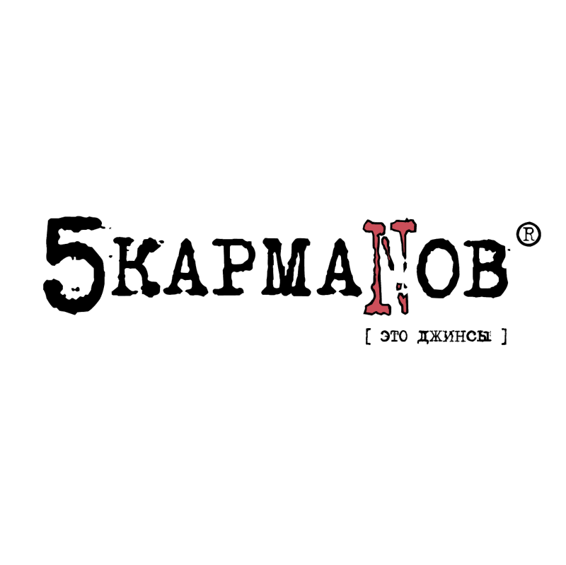 5 karmanov vector