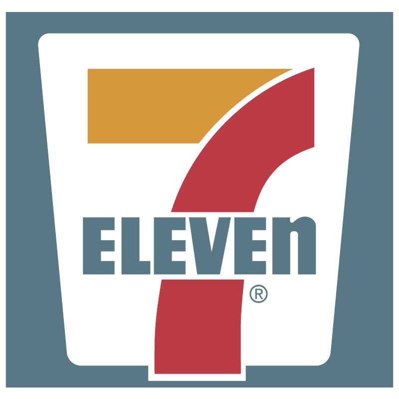 7 Eleven vector