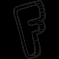 Fotki Draw Logo vector
