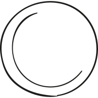 Round Plate vector