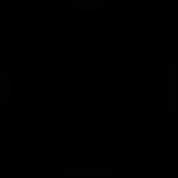 Fast Forward Button vector