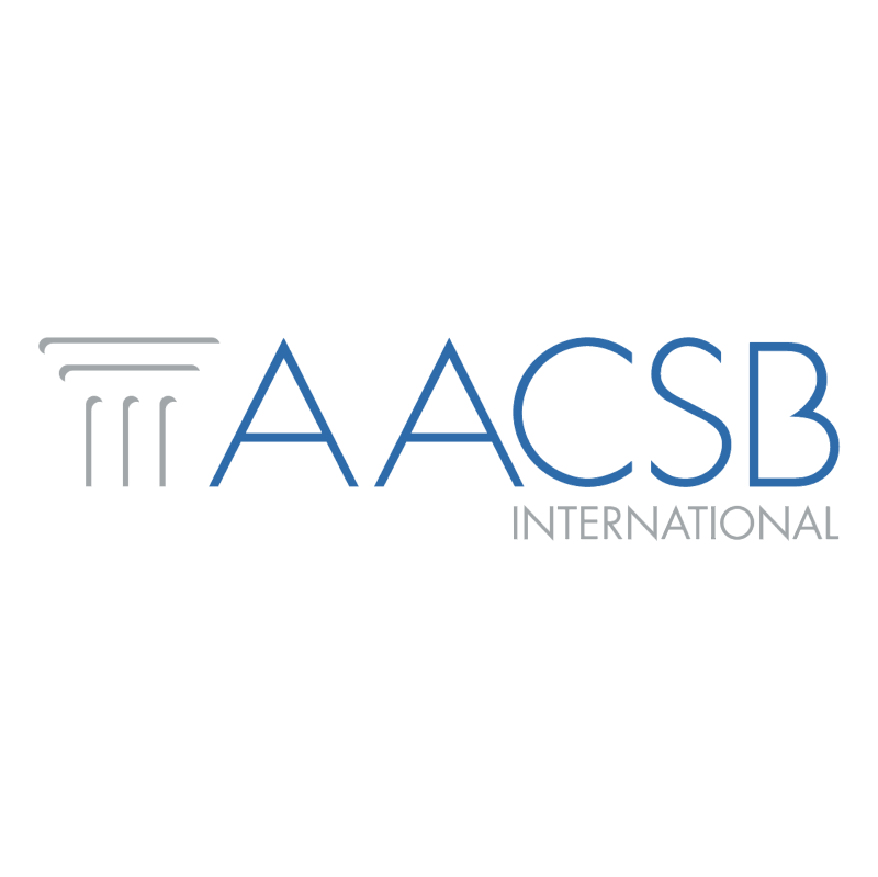 AACSB International 43824 vector