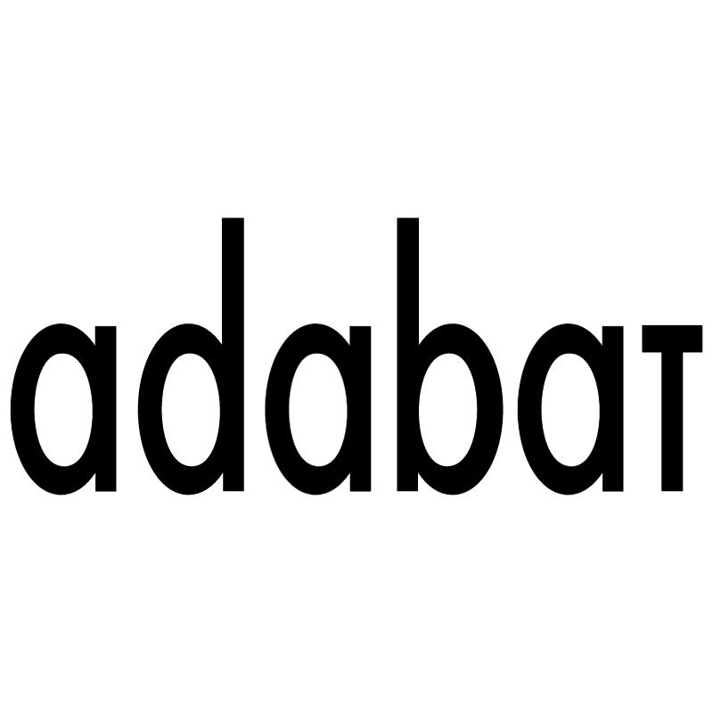 Adabat vector logo