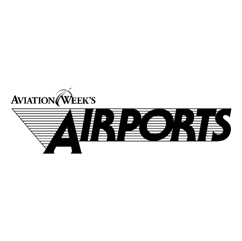 Airports vector