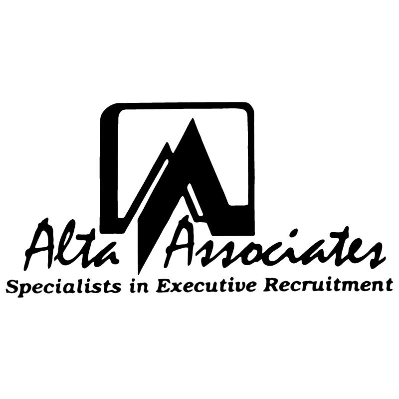 Alta Associates vector