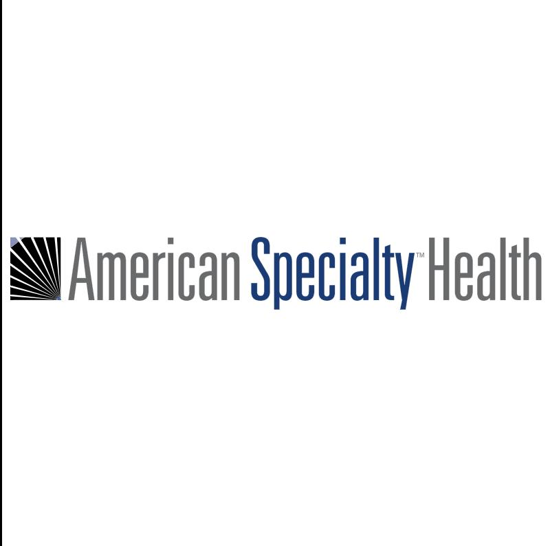 American Specialty Health vector