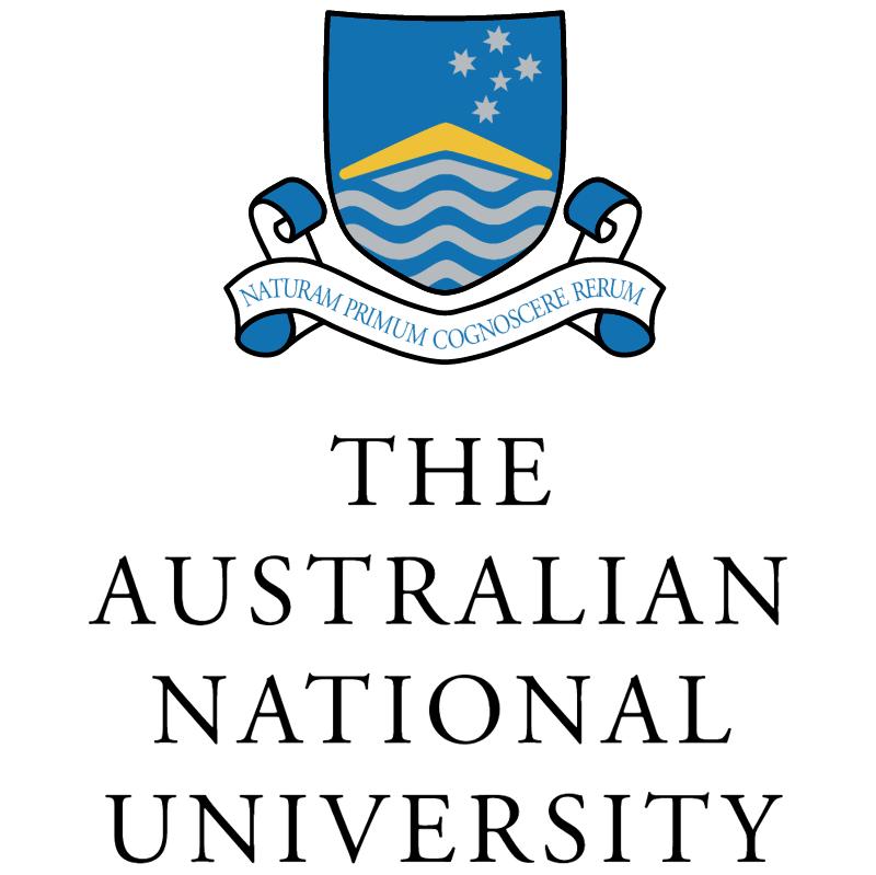 The Australian National University ANU vector