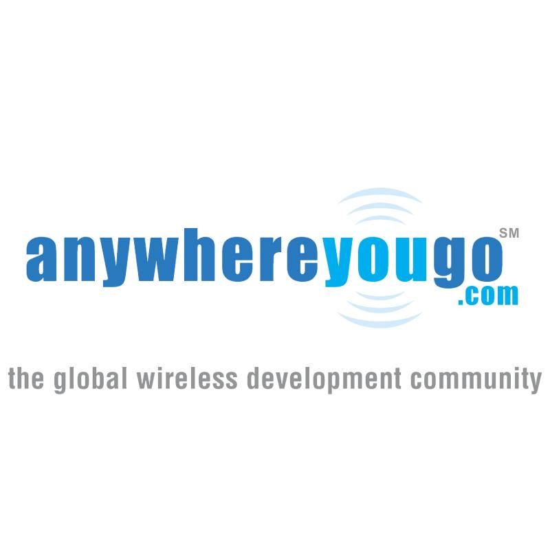Anywhere You Go 25107 vector logo