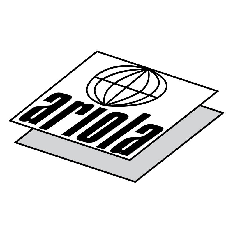 Ariola 29705 vector