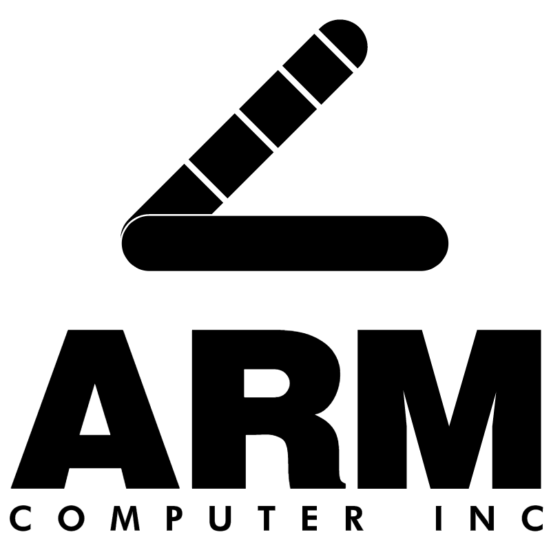 ARM Computer 19402 vector