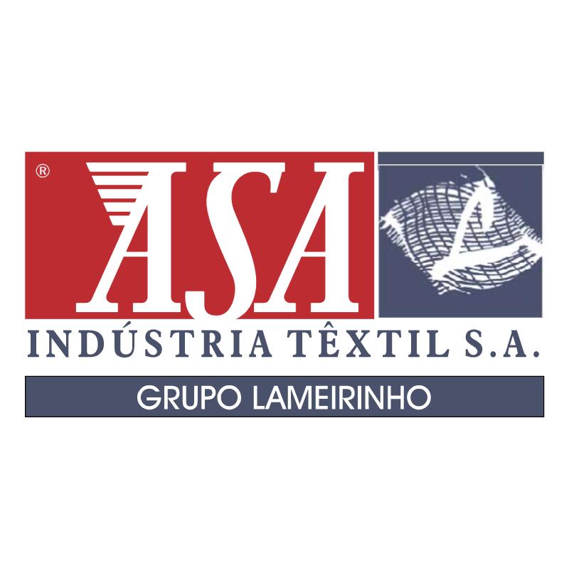 ASA Industria Textil vector