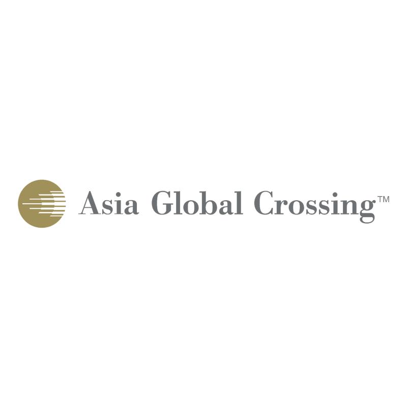 Asia Global Crossing vector logo
