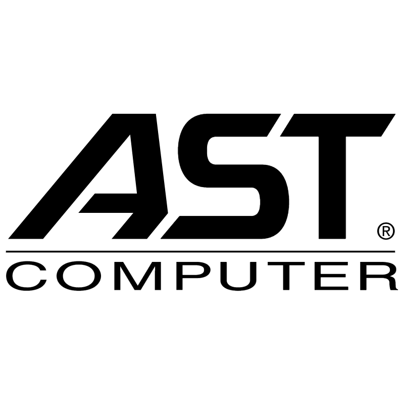 AST Computer vector