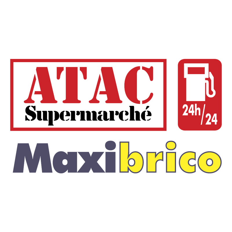 Atac Supermarche vector