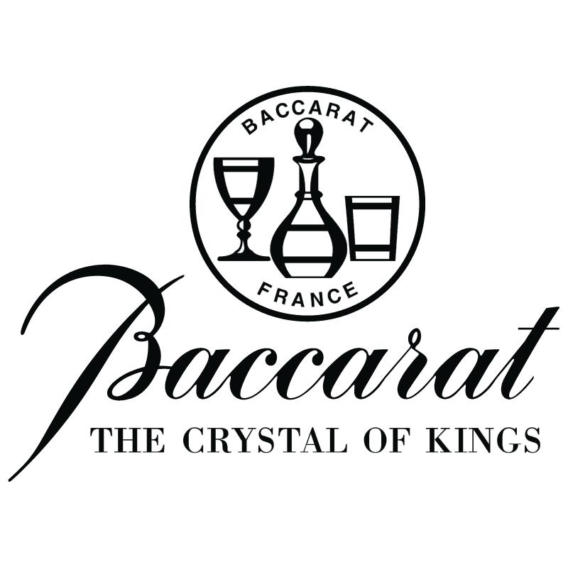 Baccarat 7217 vector