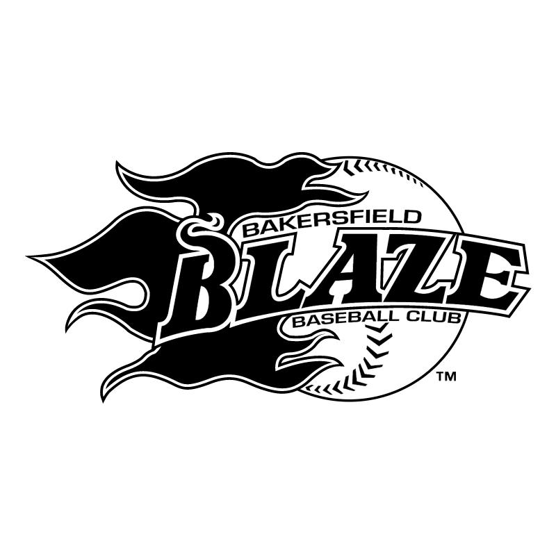 Bakersfield Blaze 58341 vector