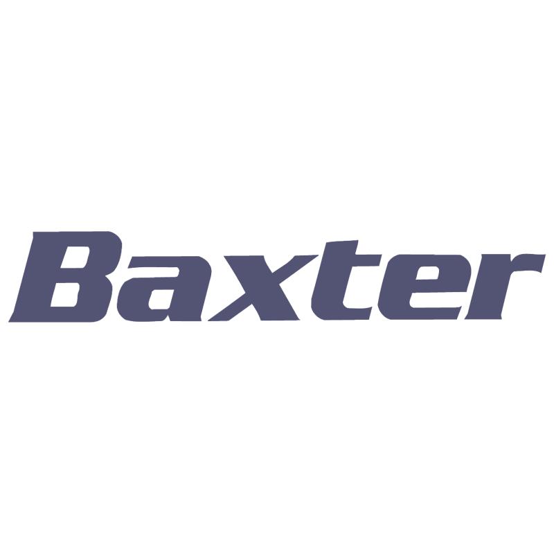 Baxter 24400 vector logo