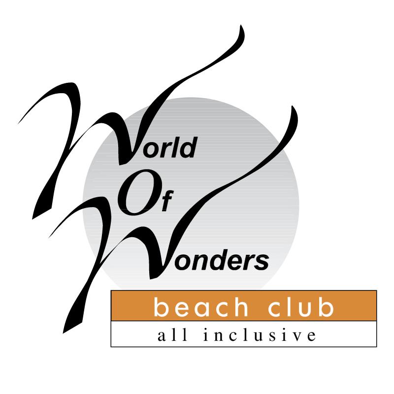 Beach Club 48058 vector