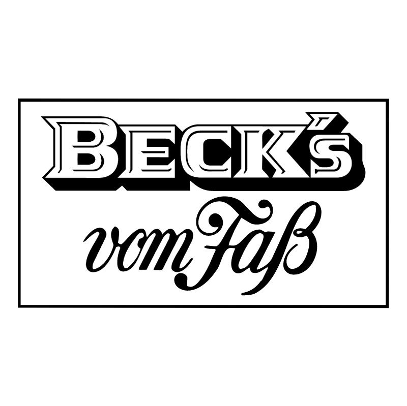 Beck's 63444 vector